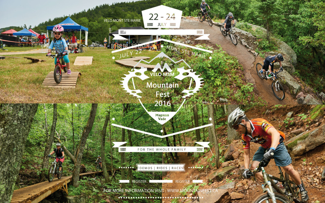 SAVE THE DATE    Mountain Fest 2016