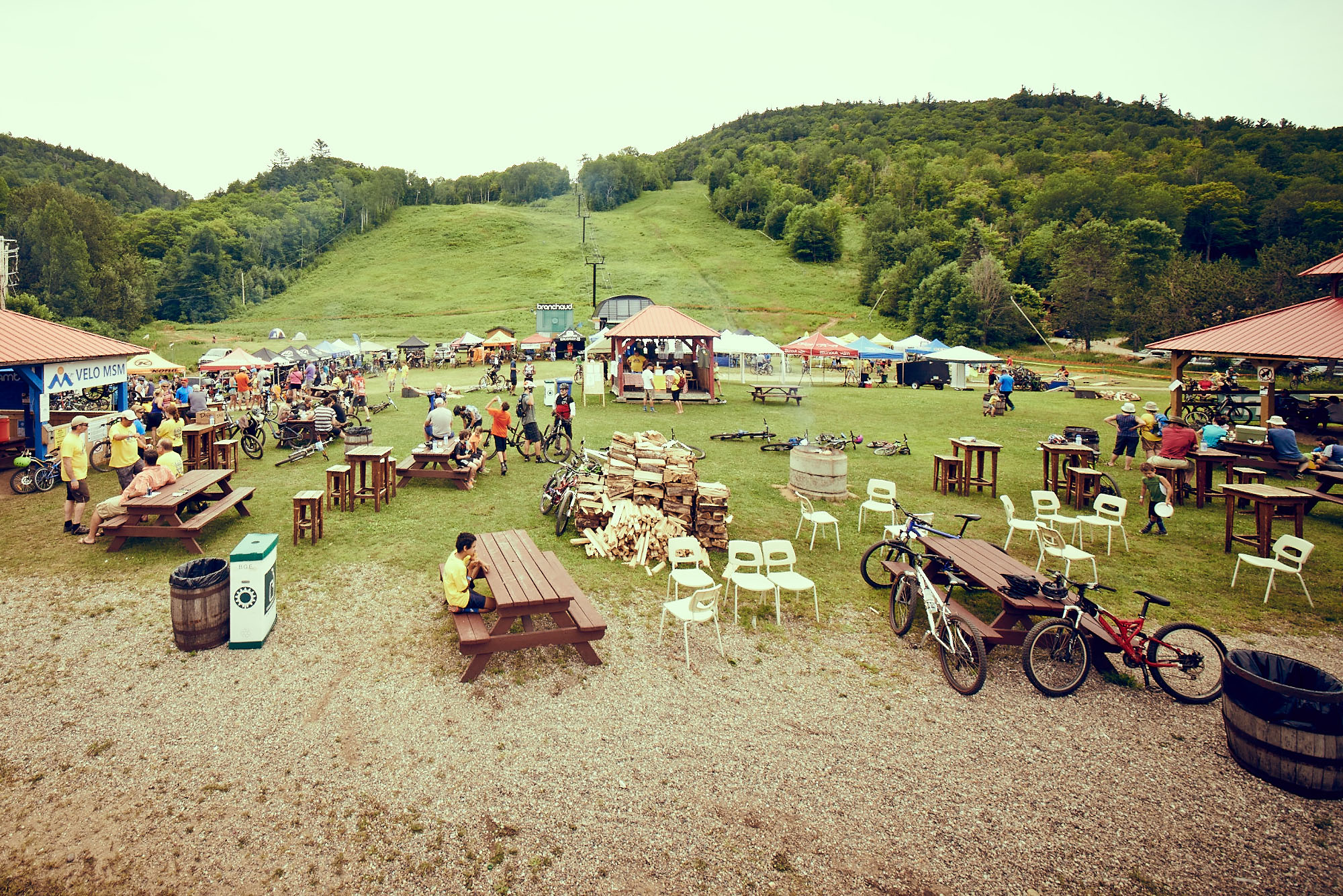 Mountain Fest Schedule and a Note To Racers